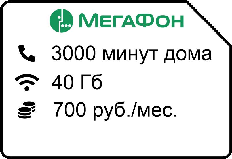 Federalnyj domashnij 700 - Мегафон