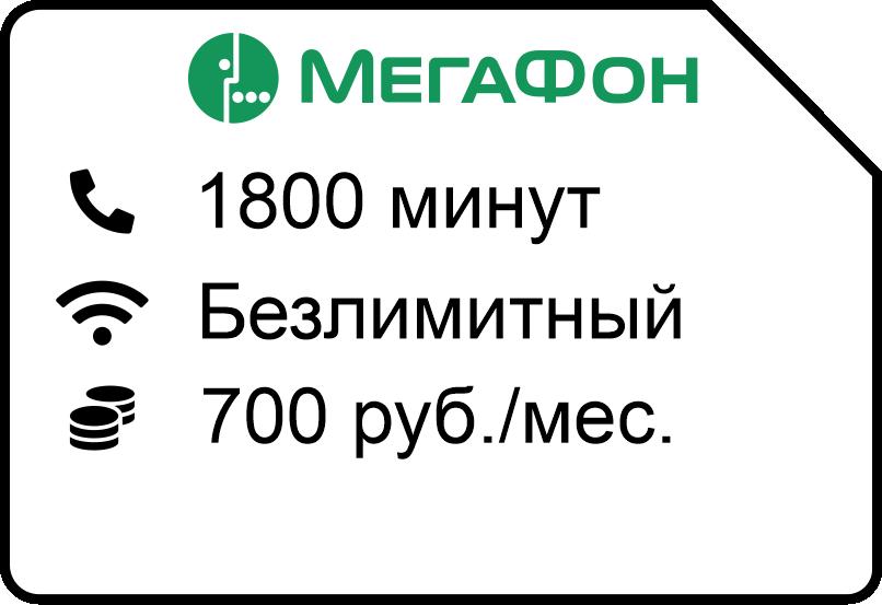 Menedzher 700 - Мегафон