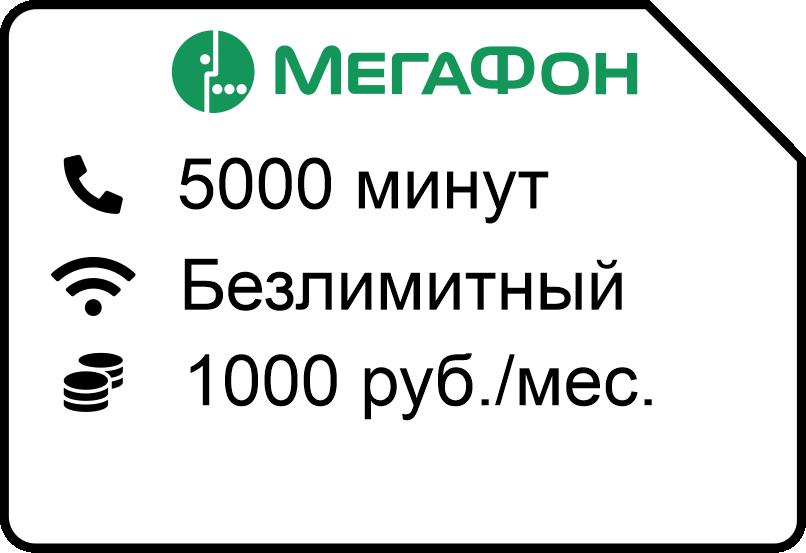 Rukovoditel 1000 - Мегафон