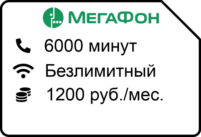 Rukovoditel 1200 - Мегафон