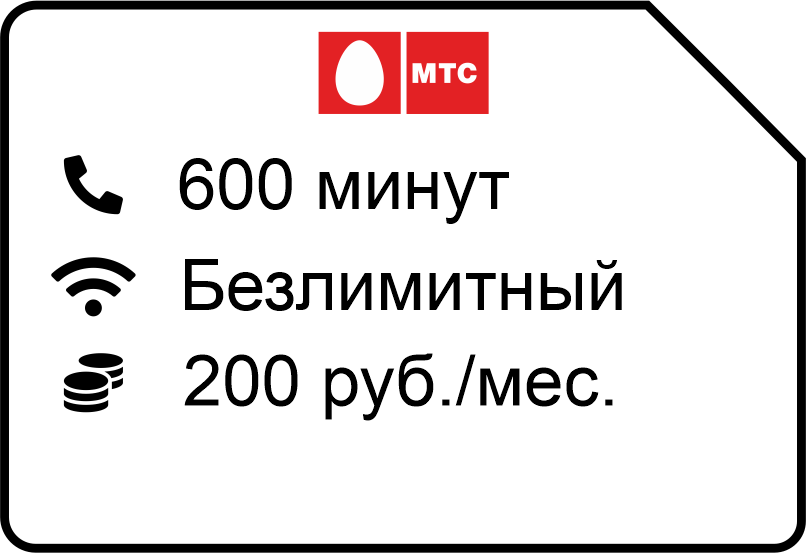 Smart 200 Безлимит